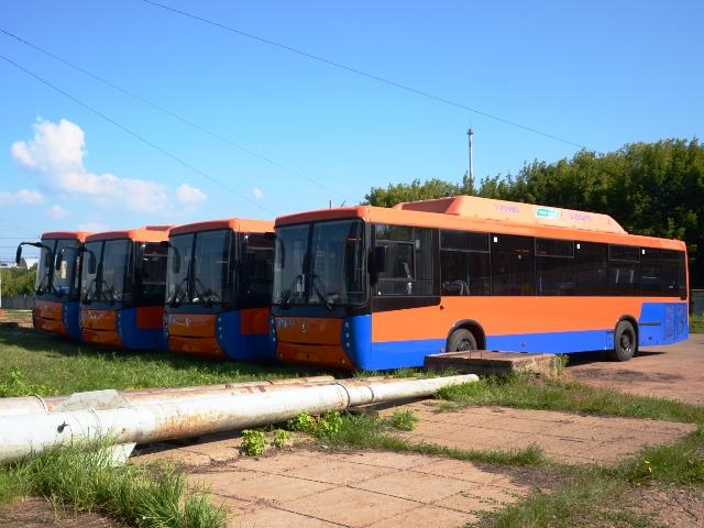 Автобусы для Набережных Челнов
