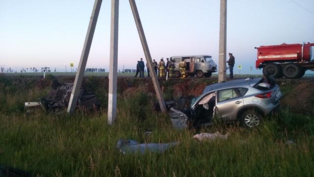 Новости авария погибло 5 человек с видео